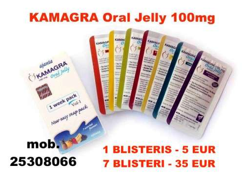 Oral Jelly  (35 years)