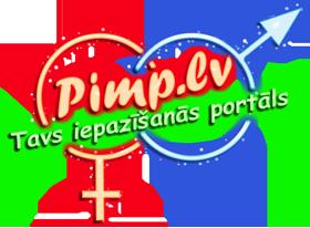 Pimp.lv<br><sup>Объявления и знакомства в Риге и Латвии.</sup>